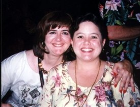 Marcia and Kim, 1999