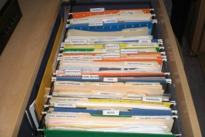 Lateral File Drawer #1