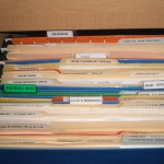 Desk - Bottom File Drawer: web design business material.