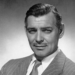 I did not give them to Clark Gable