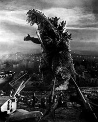 I did not give them to Godzilla