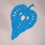 Arrowhead Leaf Free Pattern